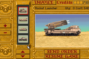 Dune II: The Building of a Dynasty 8