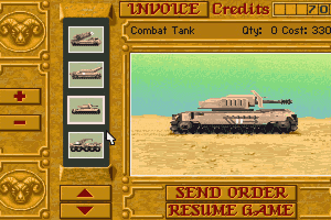 Dune II: The Building of a Dynasty 9