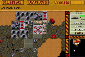 Dune II: The Building of a Dynasty 10