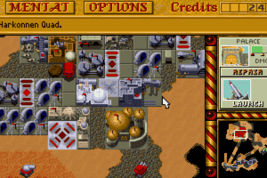 Dune II: The Building of a Dynasty 15