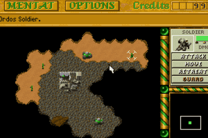 Dune II: The Building of a Dynasty 16