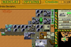 Dune II: The Building of a Dynasty 17
