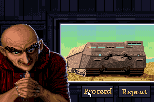 Dune II: The Building of a Dynasty 3
