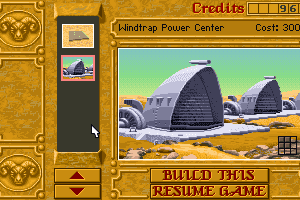 Dune II: The Building of a Dynasty 4