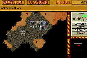 Dune II: The Building of a Dynasty 5