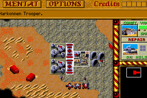 Dune II: The Building of a Dynasty 12