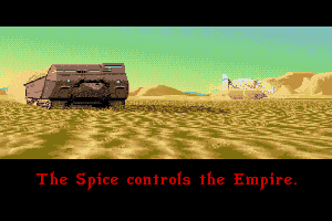 Dune II: The Building of a Dynasty 1