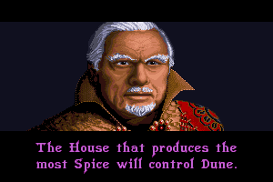 Dune II: The Building of a Dynasty 2