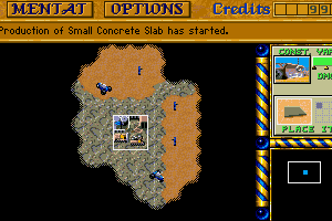 Dune II: The Building of a Dynasty 7