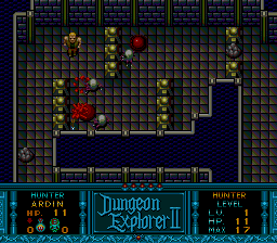 Dungeon Explorer II 12