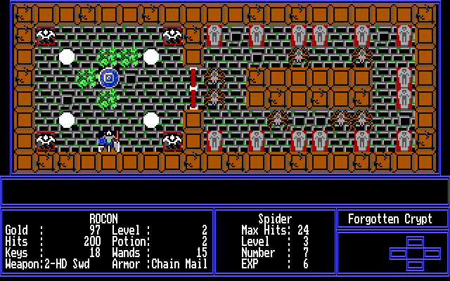 Dungeon Explorer 3
