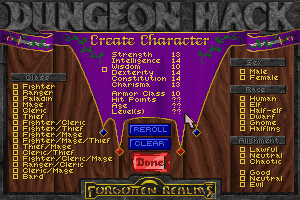 Dungeon Hack 0
