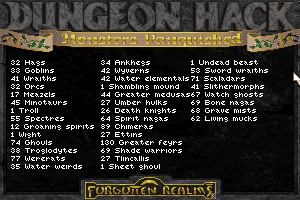 Dungeon Hack 7