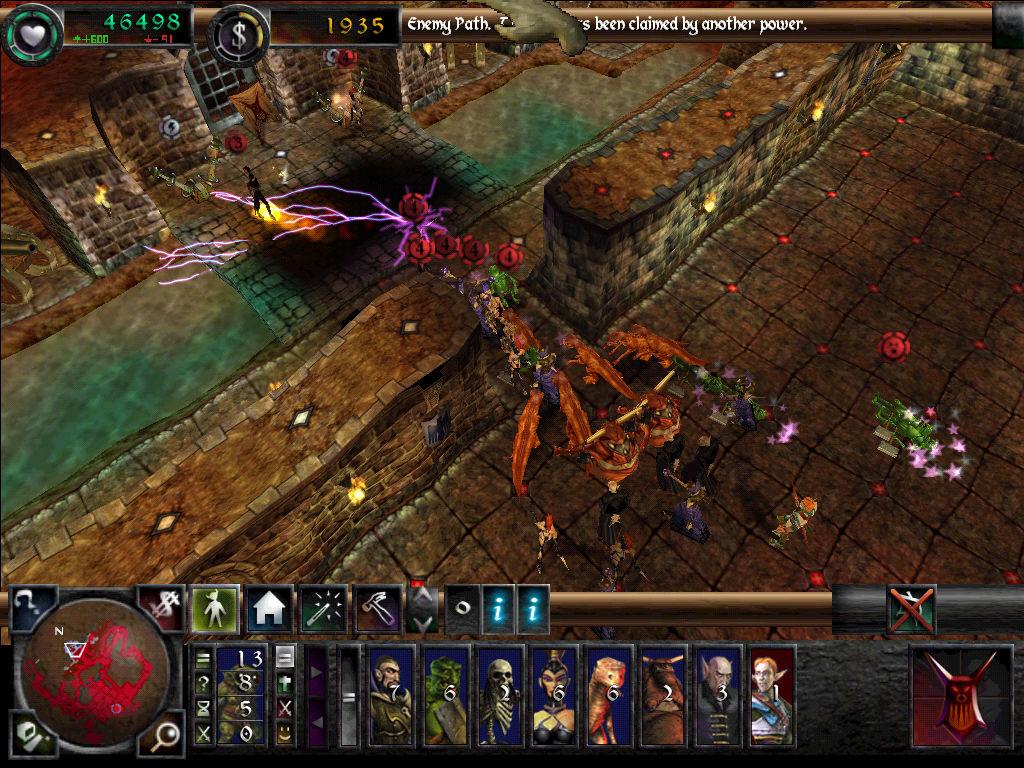dungeon keeper 2 abandonware