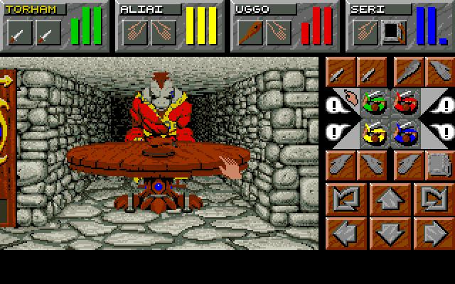 dungeon master 2 legend skullkeep