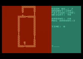 Dunjonquest: Morloc's Tower abandonware