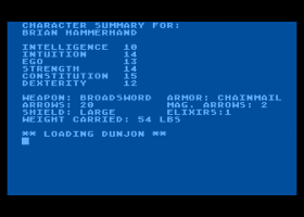 Dunjonquest: The Datestones of Ryn abandonware