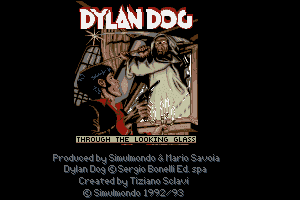 Dylan Dog: Through the Looking Glass 4
