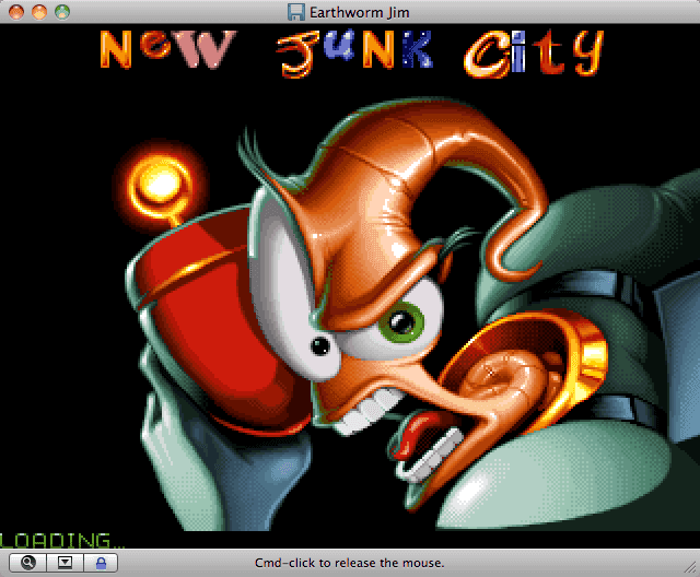 earthworm jim special edition ending a relationship
