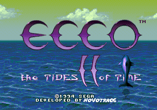 Ecco: The Tides of Time 1