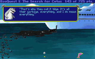 EcoQuest: The Search for Cetus