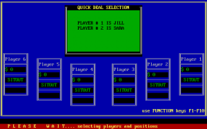 Edward O. Thorp's Real Blackjack abandonware