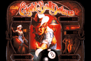 Eight Ball Deluxe abandonware
