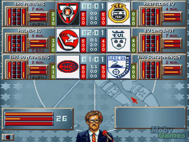 eishockey manager 1993