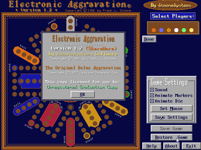 Electronic Aggravation 0