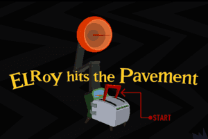 Elroy Hits the Pavement 0
