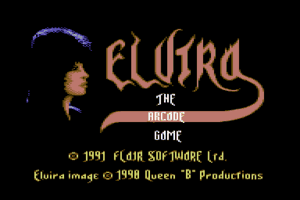 Elvira: The Arcade Game 1