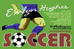 Emlyn Hughes International Soccer 0