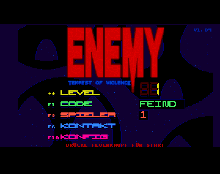 Enemy: Tempest of Violence 0