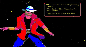 Engineering Jones and the Time Thieves of DSPea 2