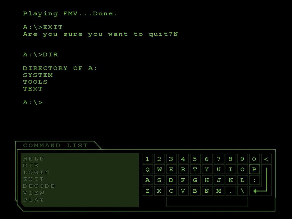 Download Enter the Matrix (Windows) - My Abandonware