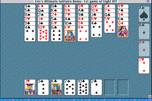 Eric's Ultimate Solitaire CD abandonware
