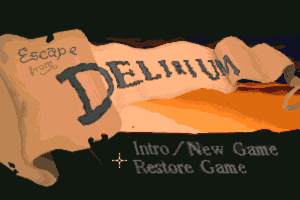 Escape from Delirium 0