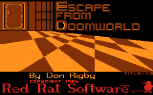 Escape from Doomworld 0