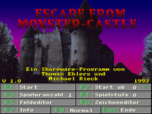 Escape from Monster-Castle 0