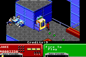 Escape from the Planet of the Robot Monsters abandonware