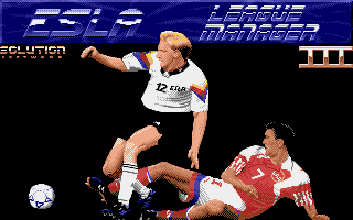 ESLA League Manager III 1