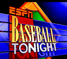 ESPN Baseball Tonight 0