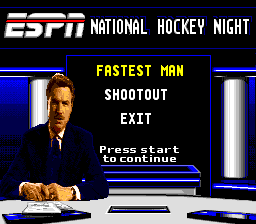 ESPN National Hockey Night 20