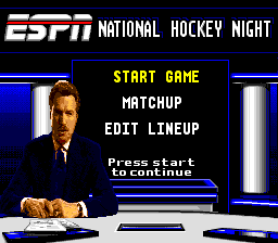 ESPN National Hockey Night 6