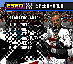 ESPN Speed World 9