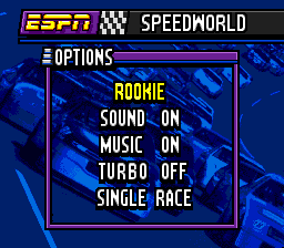 ESPN Speed World 2