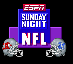 ESPN Sunday Night NFL 0