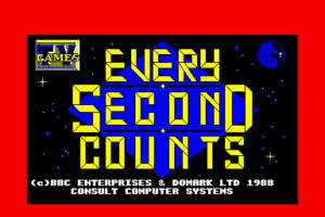 Every Second Counts 0