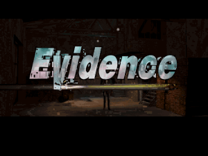 Evidence: The Last Report 0