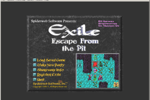 Exile: Escape from the Pit 1